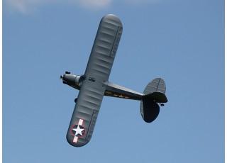 H-King J3 Navy Cub (NE-1) 1400mm (PnP) - Flying top