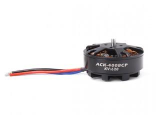 ACK-4008CP-620KV Brushless Outrunner Motor 4~5S (CCW) - full