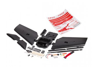 """S800 Sky Shadow-S FPV Flying Wing 820mm (32.3"""") (Kit) - Parts"""