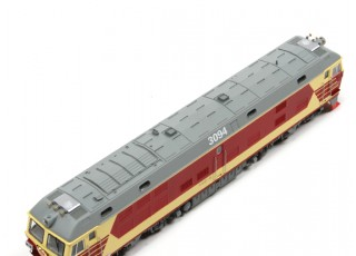 DF4DK Diesel Locomotive HO Scale (DCC Equipped) No.1 3