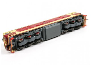 DF4DK Diesel Locomotive HO Scale (DCC Equipped) No.1 5