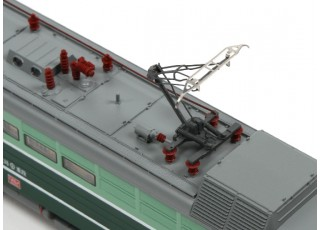 SS1 Electric locomotive HO Scale (DCC Equipped) No.2 details