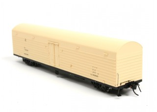 B15E Refrigerated Freight Car (HO Scale - 4 Pack) Set 3