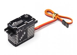 JX CLS-HV7315MG High Voltage Coreless Metal Gear Servo 15.9kg/0.09sec/73g with lead
