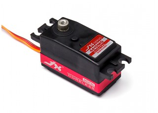 JX PDI-4410MG Coreless Metal Gear Low Profile Digital Servo 9.53kg/0.09sec/44.3g