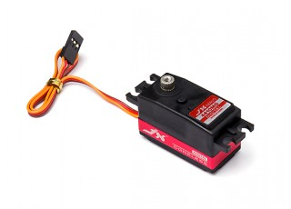 JX PDI-4410MG Coreless Metal Gear Low Profile Digital Servo 9.53kg/0.09sec/44.3g with lead