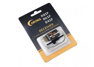 Corona R6SF 2.4GHz Packaging