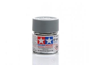 Tamiya XF-66 Flat Light Grey Mini Acrylic Paint (10ml)