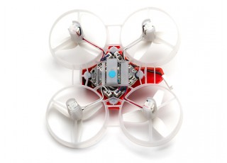 Cheerson CX-95S FPV Drone (DSM2/DSMX) BNF (Red) - bottom view