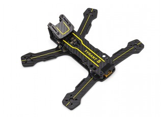 Diatone Tyrant S 215 FPV Racing Drone (ver 2017) (Frame Kit) - Top Rear View