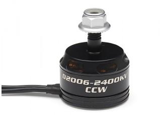 Turnigy D2006-2400KV Brushless Motor (CCW)