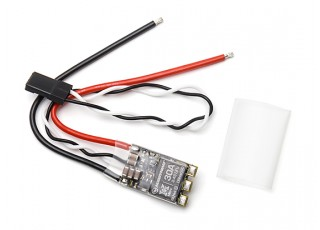 Hobbywing X-Rotor 30A Micro 2-4S ESC with BLHeli-S Dshot600 (Opto) - components