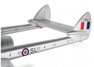 Durafly™ D.H.100 Vampire Mk6 EDF Jet V2 RCAF - tails