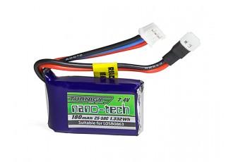 Turnigy nano-tech 180mAh 2S 25C LiPoly Pack (Compatible LOSB0863)