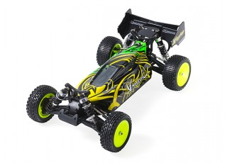 Quanum Vandal 1/10 4WD Electric Racing Buggy (KIT) - left front view