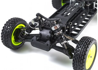 Quanum Vandal 1/10 4WD Electric Racing Buggy (KIT) - front uncovered