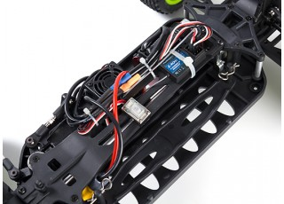 Quanum Vandal 1/10 4WD Electric Racing Buggy (ARR) - middle uncovered