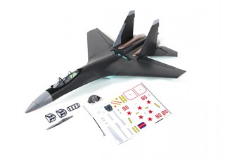 "SU-35 MkII Fighter Jet 735mm (29"") EPO (KIT) - kit"