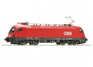 Roco/Fleischmann HO Electric Locomotive 1016 012 OBB (DCC Ready)