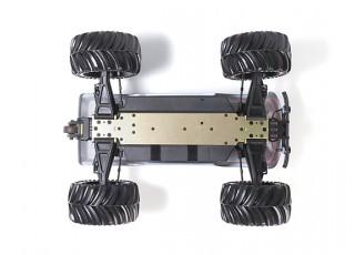 JLBRacing Cheetah 1/10 4WD Brushless Off-road Truggy (RTR) - bottom