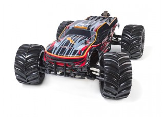 JLBRacing Cheetah 1/10 4WD Brushless Off-road Truggy (ARR) - front