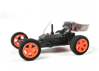 Velocis Viper 1/32 2WD Buggy (RTR) (Black) - no top