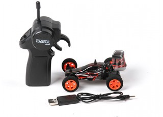 Velocis Viper 1/32 2WD Buggy (RTR) (Black) - contents