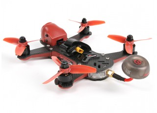 ImmersionRC Vortex 150 Mini Racing Quadcopter (ARF) - back