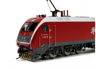 HXD1D Electric Locomotive HO Scale (DCC Equipped) No.4 4
