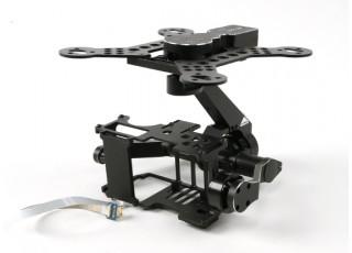SCRATCH/DENT - X-CAM A22-3H 3 Axis Gimbal System for Sony Nex5, Nex7 & BMPCC