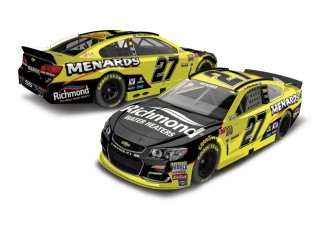Lionel Racing Paul Menard 2017 Menards 1:64 ARC Diecast Car
