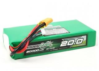 Multistar High Capacity 20000mAh 4S 10C Multi-Rotor Lipo Pack