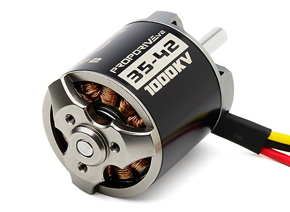 PROPDRIVE v2 3542 1000KV Brushless Outrunner Motor