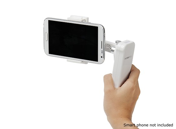 X-CAM Sight2 Handheld Gimbal for Smart Phone w/Bluetooth