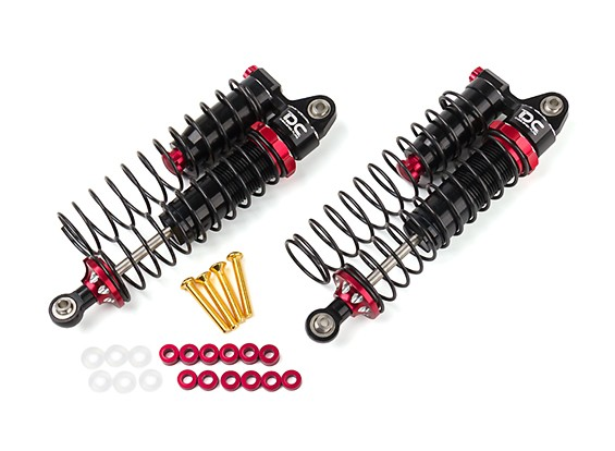 DC Chequered Flag 1:10 Piggyback Crawler Shocks DC-50025 (2pcs)