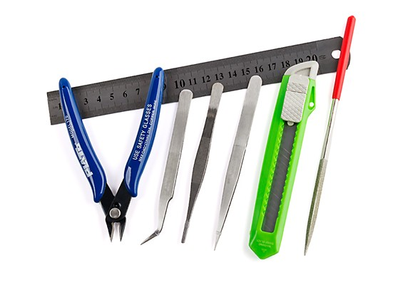 7pcs Hobby Tools Set