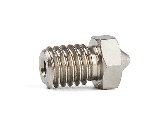 3D Printer Stainless Steel nozzle for a E3D V6 Extruder