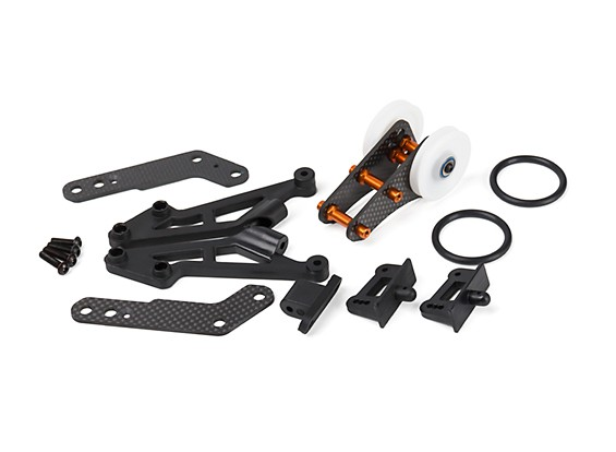 BSR Berserker Wheelie Bar Set w/ Wing Mount