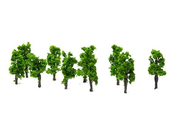 HobbyKing™ 30mm Scenic Wire Model Trees 16090-W30 (10 pcs)