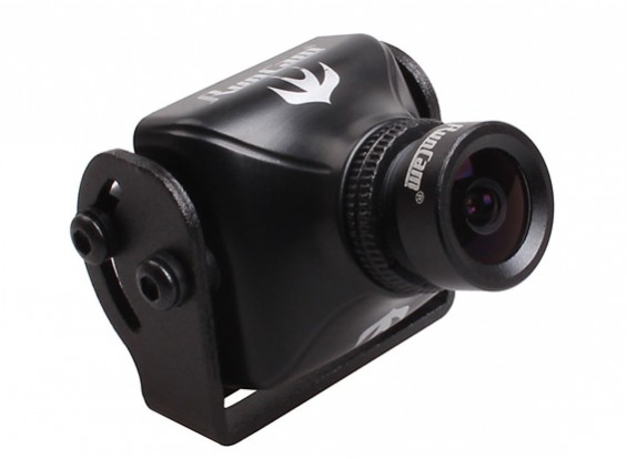 RunCam Swift 2 600TVL FPV Camera PAL (Black) (Top Plug)