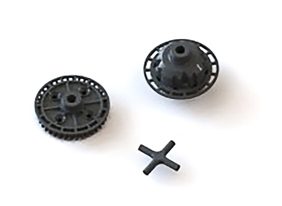 Turnigy TD10 V2 Touring Car - Gear Differential 38T SAK-XS110D
