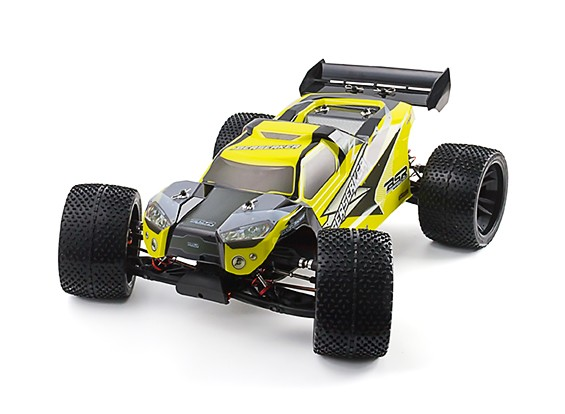 BSR Berserker 1/8 Electric Truggy Updated (Kit)