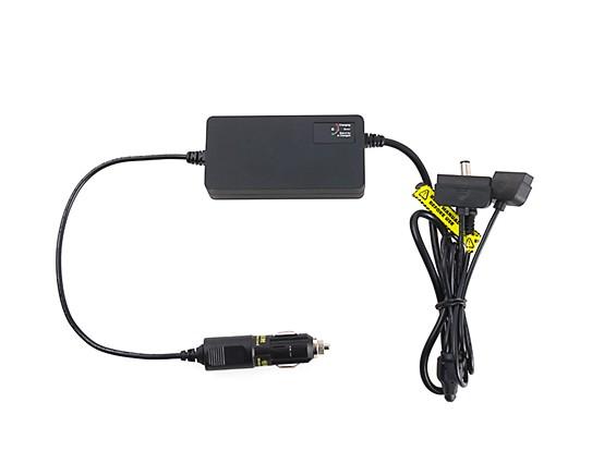 EV-Peak CR1705 P4 12V 87W In Car Twin Battery Charger for DJI Phantom 3/4