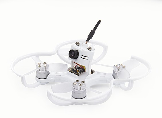 EMAX Babyhawk Drone - side view