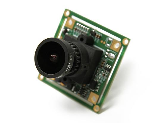 SCRATCH/DENT - QUANUM 700TVL SONY 1/3 Camera 2.1mm Lens (PAL)
