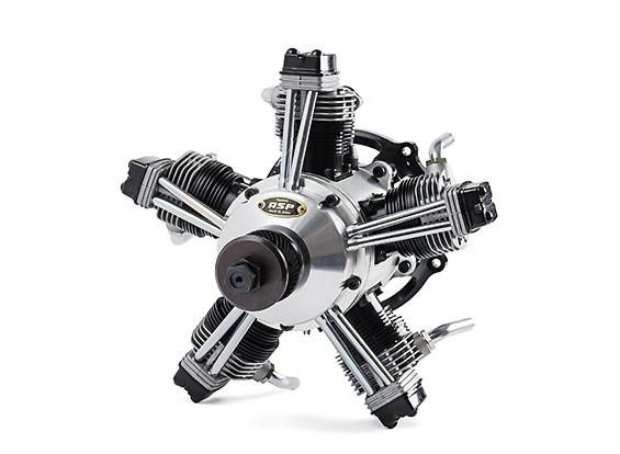 ASP FS400AR Four Stroke 5 Cilindro Motor del resplandor