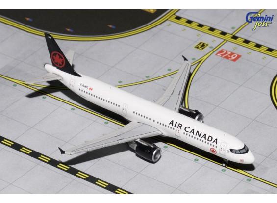 Gemini Jets Air Canada Airbus A321-200 C-GJWO 1:400 Diecast Model GJACA1649