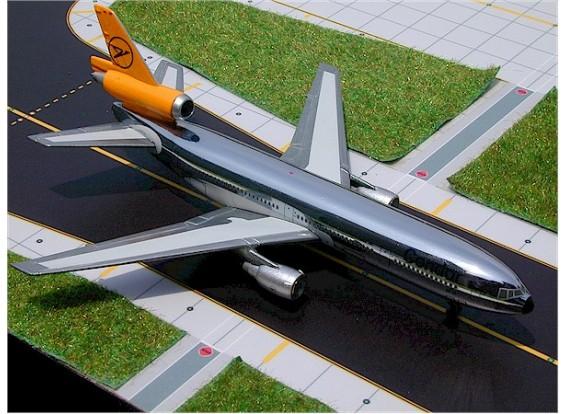 Gemini Jets Condor Airlines McDonnell Dougles DC-10-30 Chrome D-ADQO 1:400 Diecast MOdel GJCFG210C