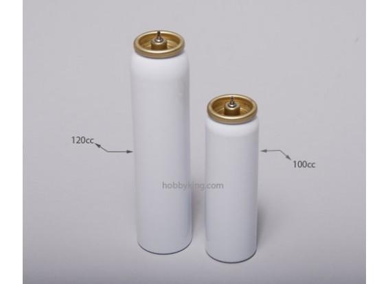 Aire del cilindro 120cc para los sistemas de retracción pequeños
