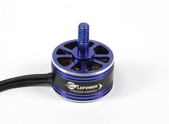 serie LDPOWER Racing 2204-2300KV. CW